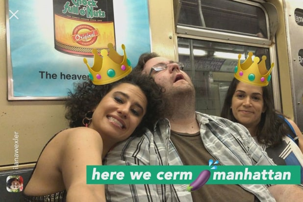 Broad City Instagram Stories