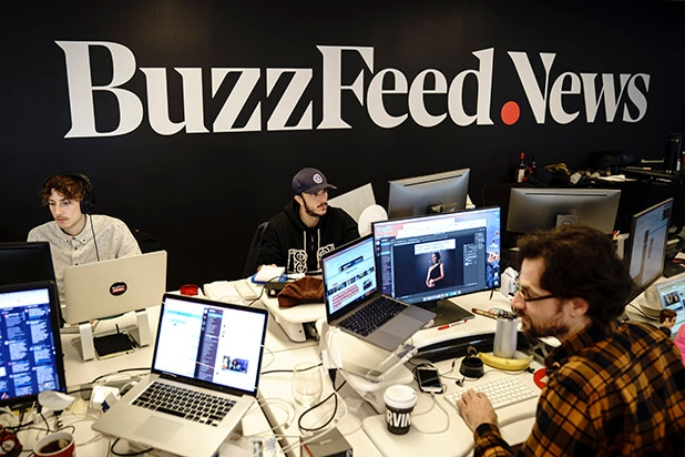 BuzzFeed Staffers Trash Company After Management Bails on