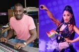 Idris Elba Ariana Grande