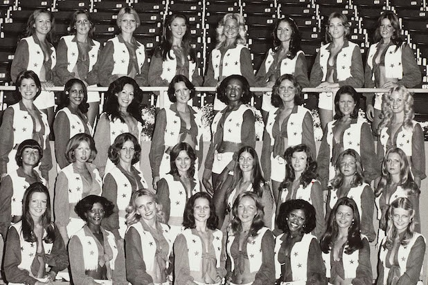 6dbf1ad72 Dallas Cowboys Cheerleaders Documentary Acquired by Starz