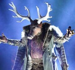 Deer The Masked Singer