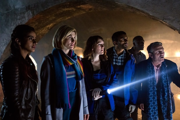 Dr Who Christmas Special 2019.Jodie Whittaker S First Doctor Who Special Drops 29