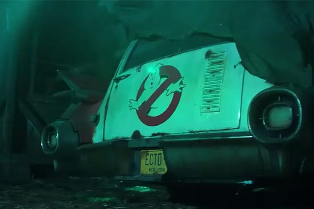 Ghostbusters Are Back in First Teaser for Jason Reitman's Sequel (Video)