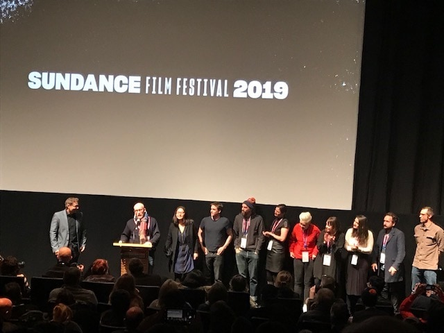 Gibney Sundance screening