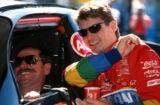 Jeff Gordon Dale Earnhardt