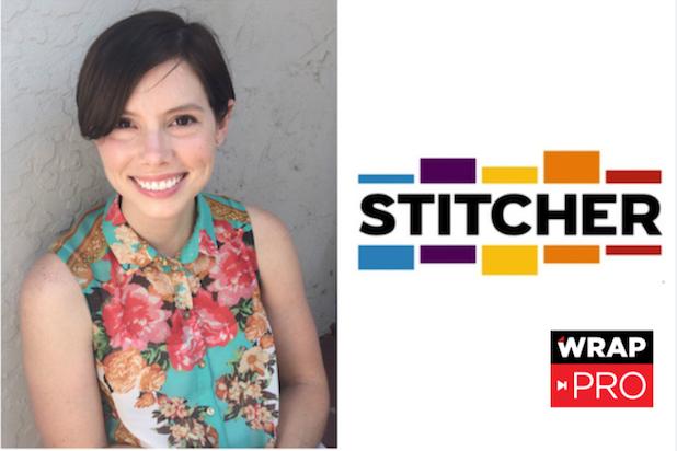 Stitcher's Jenny Mast