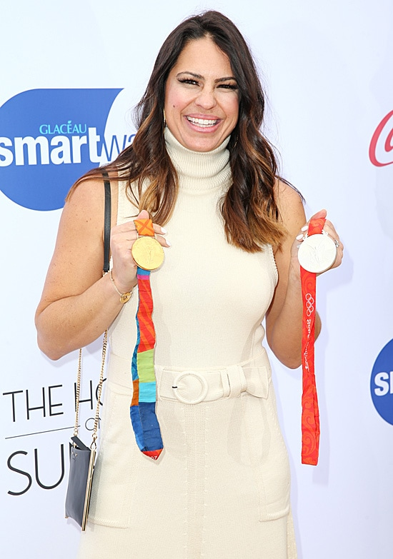Jessica Mendoza 6th Annual Gold Meets Golden - Arrivals
