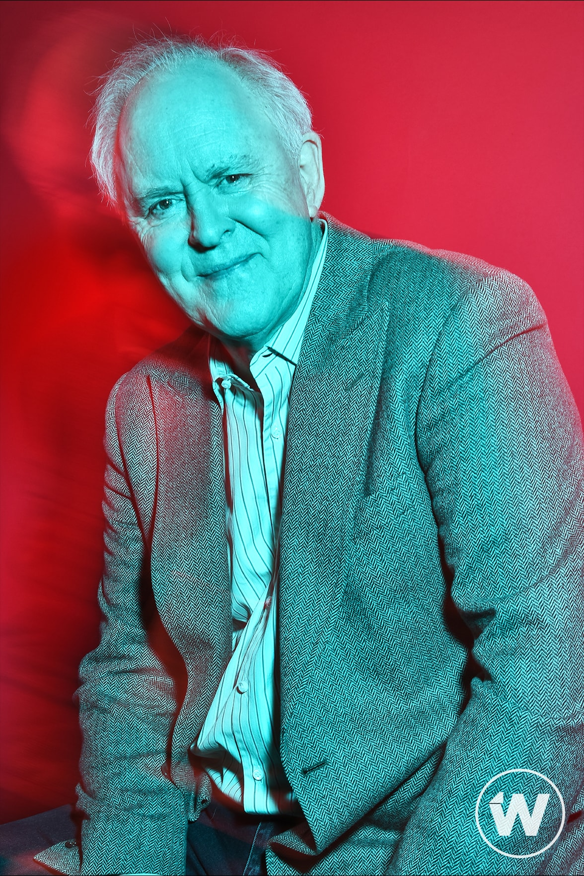 John Lithgow, The Tomorrow Man