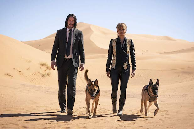 'John Wick: Chapter 3' Claims $5.9 Million Bounty From Thursday Previews