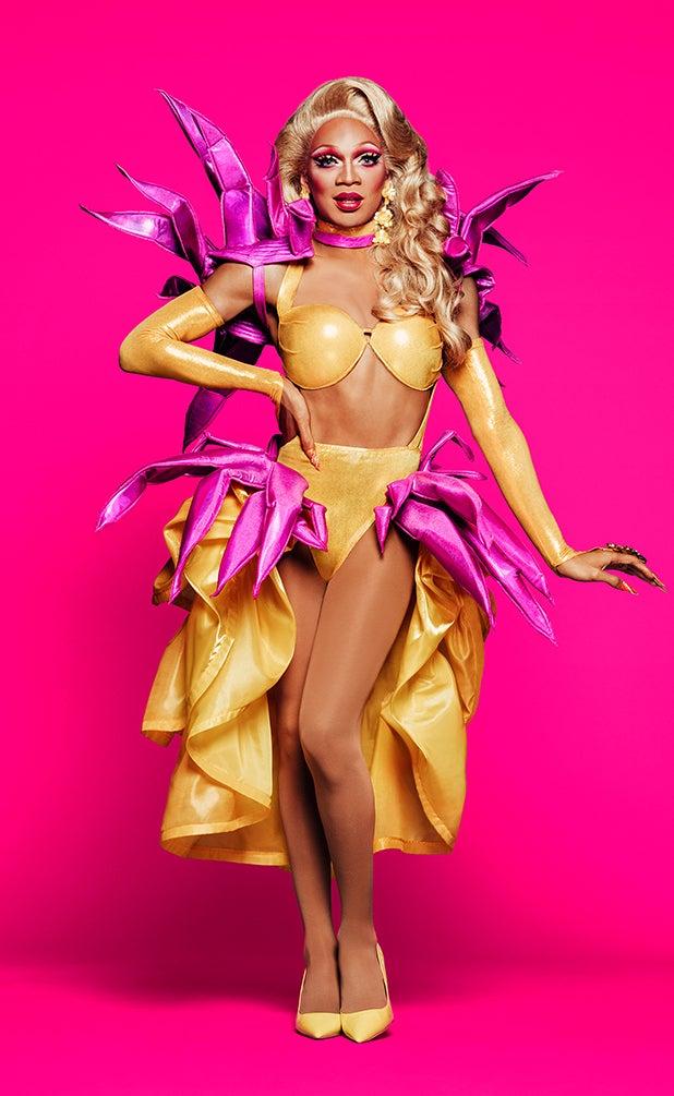 Kahanna Montrese RuPaul's Drag Race