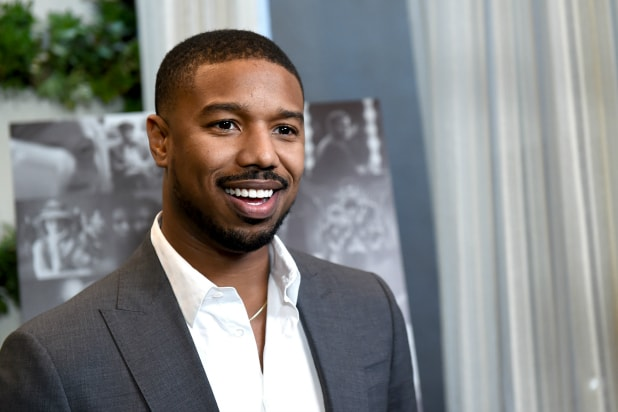 Michael B. Jordan Without Remorse Paramount static shock DC Comics