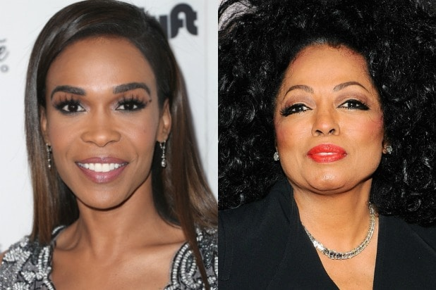 Michelle williams diana ross