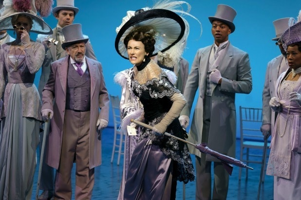 My Fair Lady Laura Benanti