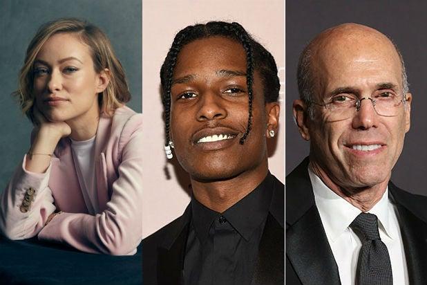 SXSW 2019: Olivia Wilde, A$AP Rocky, Jeffrey Katzenberg to Speak