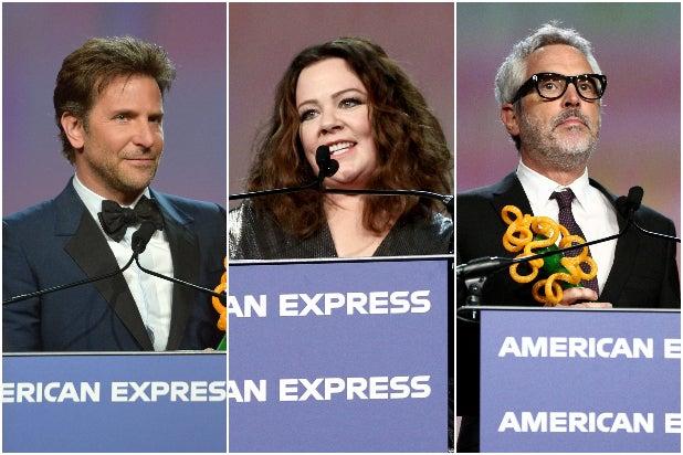 Palm Springs Film Awards Gala Bradley Cooper Melissa McCarthy Alfonso Cuaron