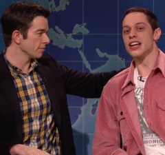 Pete Davidson John Mulaney SNL Saturday Night Live