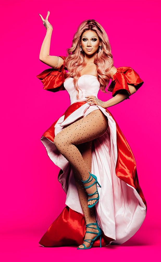 Plastique Tiara RuPaul's Drag Race