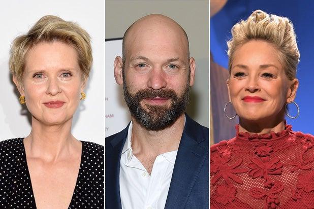 Ratched Cynthia Nixon, Corey Stoll, Sharon Stone