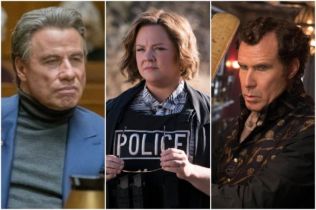 'Holmes & Watson' Leads 2019 Razzie Nominations for Worst Picture