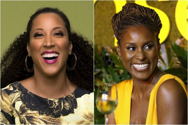 Robin Thede Issa Rae