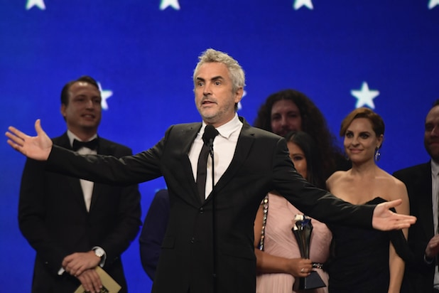 Critics Choice Awards 2019 Winners List Roma Takes Best Picture