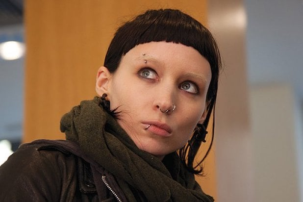 Rooney Mara Dragon Tattoo