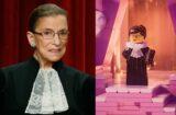 Ruth Bader Ginsburg LEGO