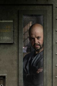 Jon Cryer Lex Luthor first look