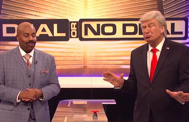 SNL Saturday Night Live Alec Baldwin Trump