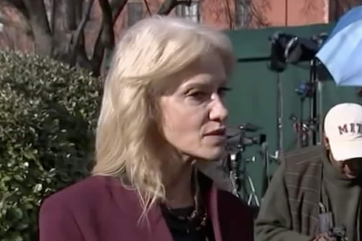 kellyanne Conway acosta smartass