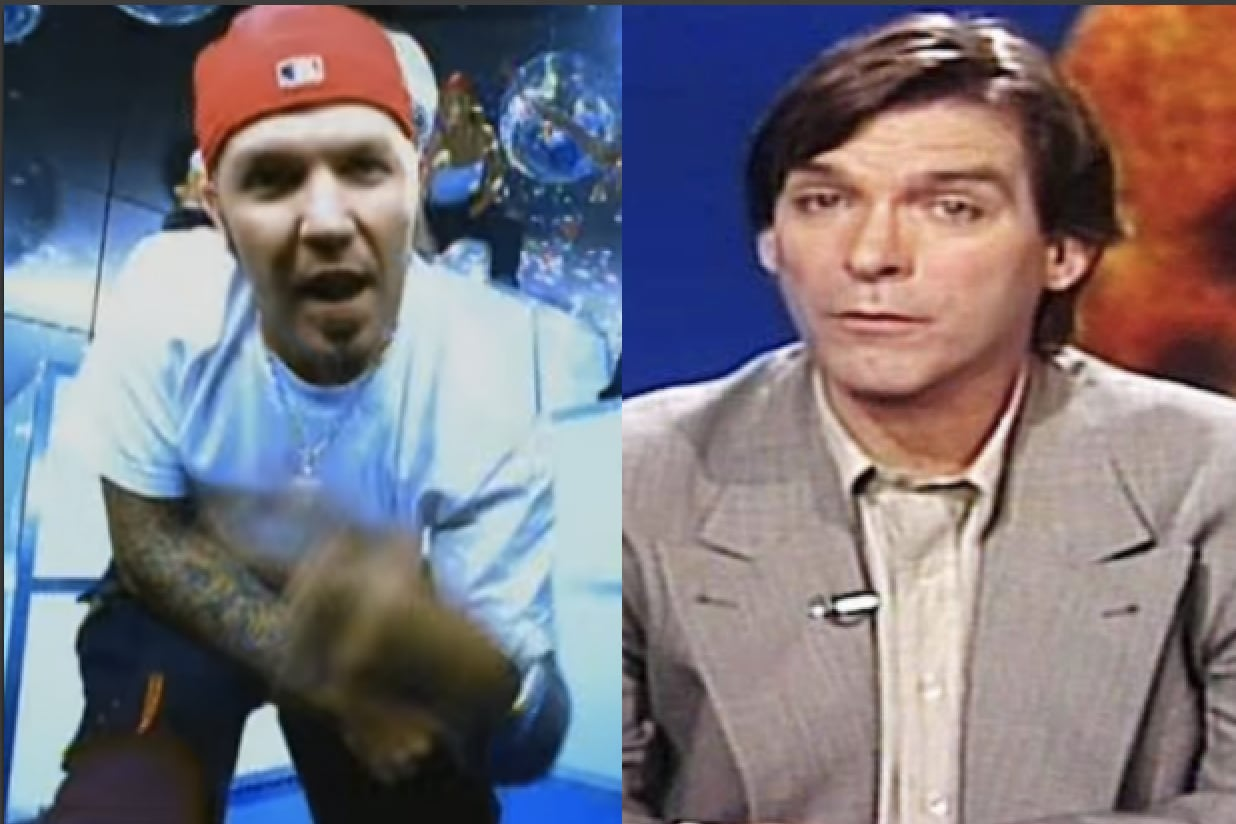 When Fred Durst and Kurt Loder Faced Off for the Soul of