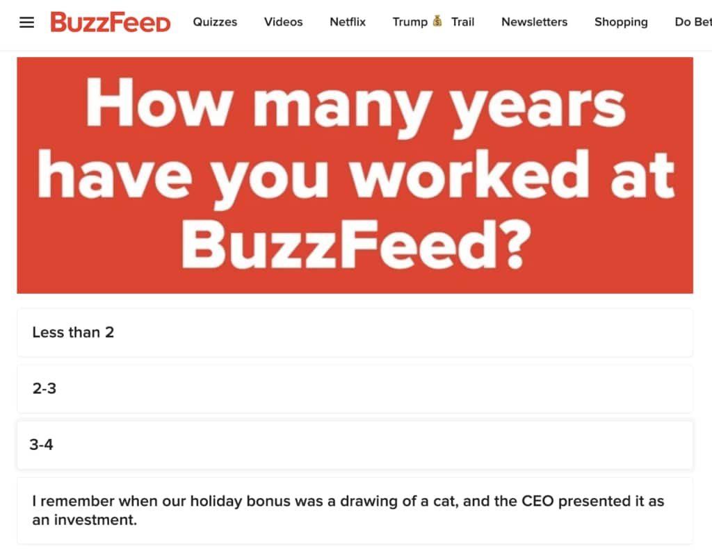 Dating personality test buzzfeed