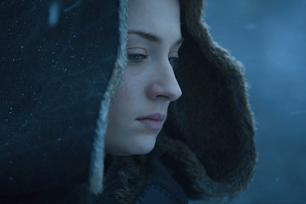 Sophie Turner Game of Thrones Sansa