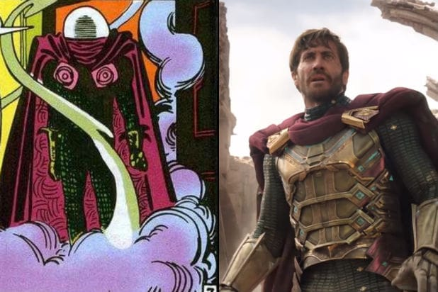 Spider Man Far From Home What You Need To Know About Mysterio