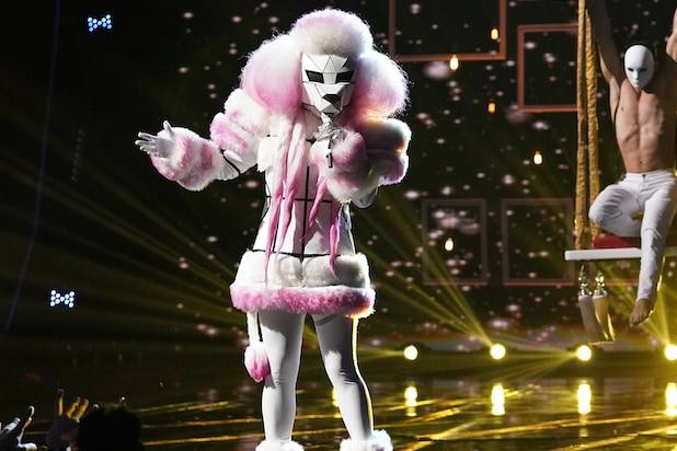 Fox's 'The Masked Singer' Reveals Fourth Celebrity Masked Singer: And the Poodle Is ... (Video)
