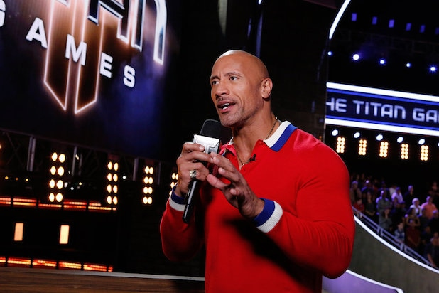 Ratings: Dwayne Johnson's 'Titan Games' Debuts to Rock-Solid Numbers
