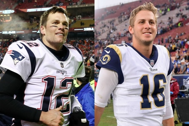New England Patriots To Face Los Angeles Rams In Super Bowl Liii