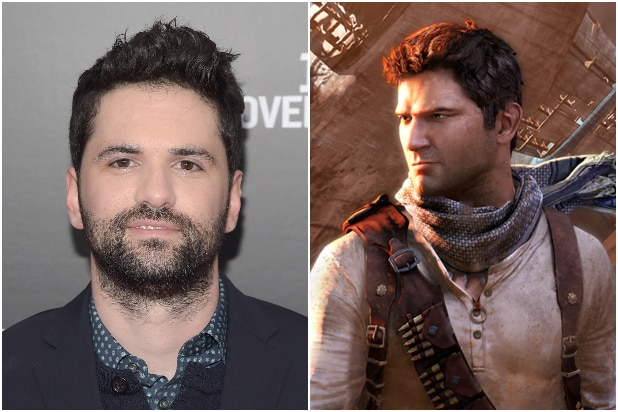 Uncharted Dan Trachtenberg Tom Holland