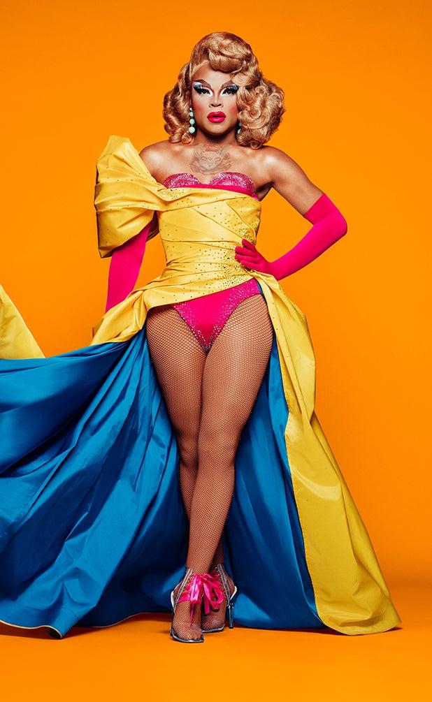 Vanessa Vanjie Mateo RuPaul's Drag Race