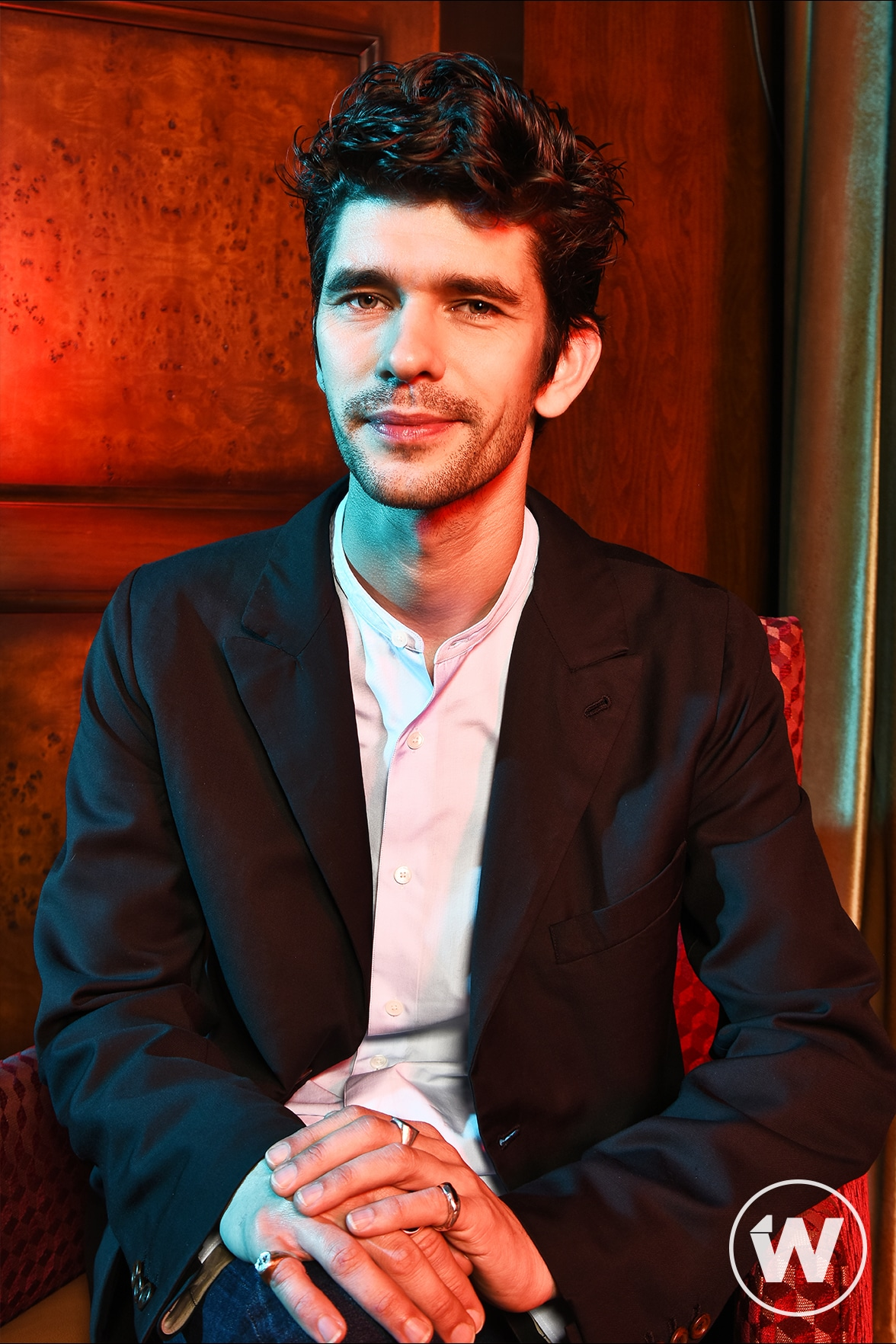 'Mary Poppins Returns' star Ben Whishaw