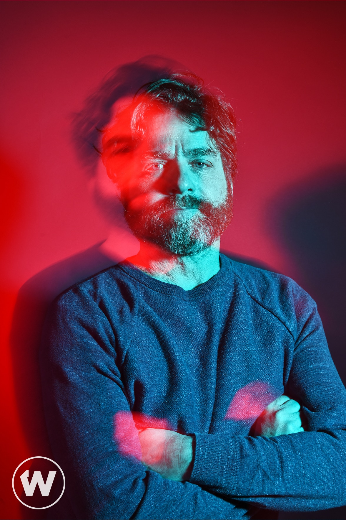 Zack Galifinakis,The Sunlit Night