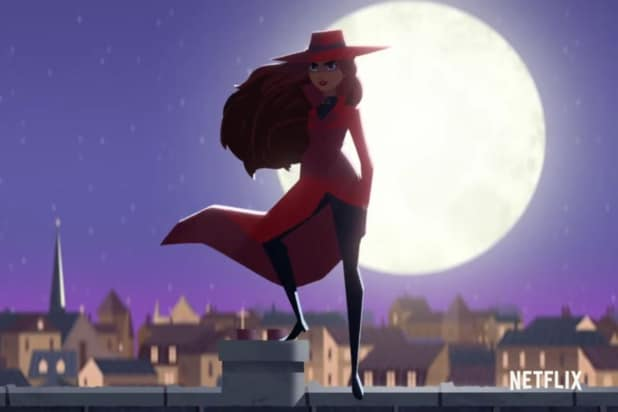 Carmen Sandiego': Listen to Netflix Series' New, Non