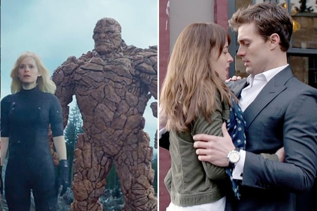 fantastic four fifty shades of grey razzie