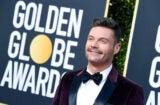 Ryan Seacrest Golden Globes