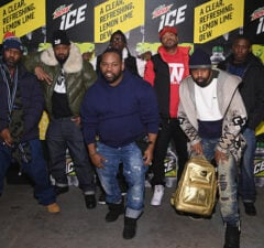 Wu-Tang Clan RZA GZA Masta Killa Method Man