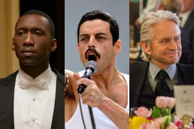 golden globes by the numbers wins green book bohemian rhapsody kominsky method