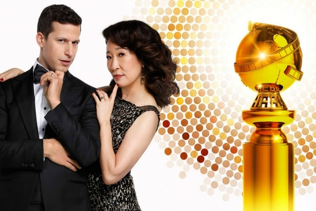 how to stream golden globes 2019 nbc andy samberg sandra oh