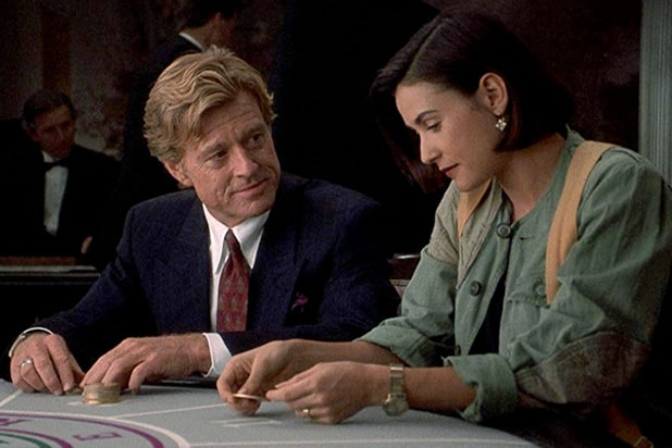 indecent proposal razzie