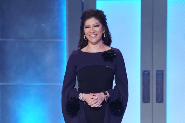 Julie Chen Moonves Celebrity Big Brother