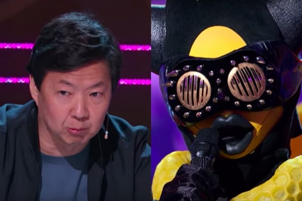 'The Masked Singer': Ken Jeong Is VERY Confident He Knows Who Bee Is (Exclusive Video)